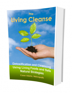 The Living Cleanse by Case Adams Naturopath