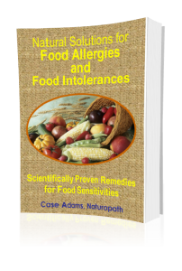 Natural Solutions for Food Allergies by Case Adams