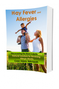 natural hay fever solutions