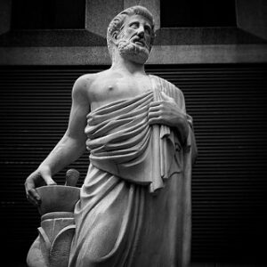 Hippocrates. Photo by Reed Mansour