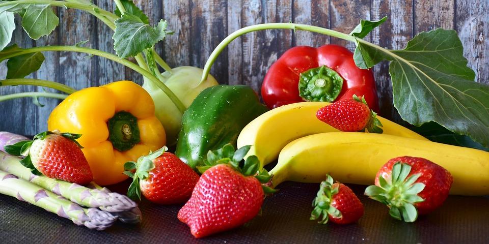 depression fruits and vegetables