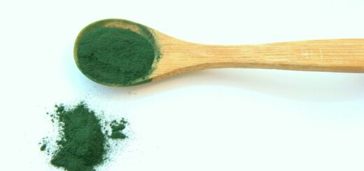spirulina and herbs for thyroid nodules